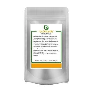 100 g Mentholkristalle Menthol Kristalle Sauna Kristalle Minzöl Aufguss Aufguß