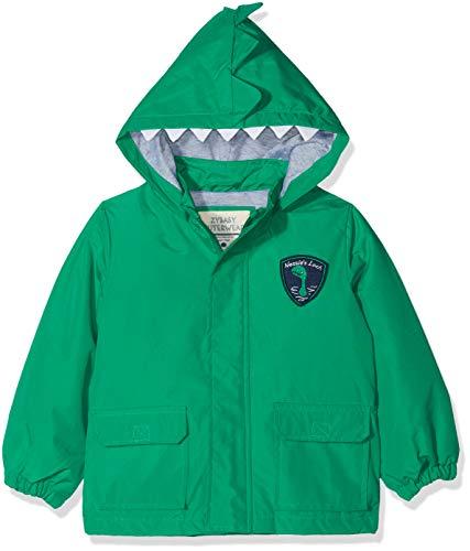 ZIPPY Parka Manteau, Vert (Pepper Green 18-5841 TC), 98 Bébé garçon