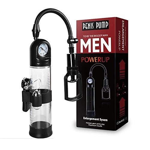 12-Zoll-T-Shirt Realistische Vergrößerungspumpe Realistische Herren-Penn's Pump-Penn's Vergrößerungs-Extender Penn's Pumps-Vergrößerungs-Extensions for Herren Erhöhen Sie die Größe und Stärke der warm