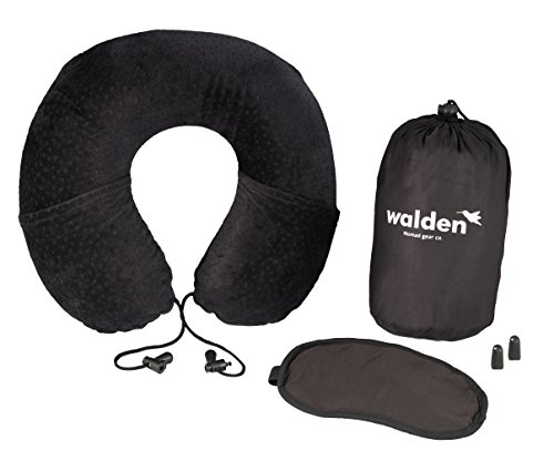memory-foam-travel-pillow-by-walden-co-breathable-compact-neck-pillow-with-2-large-pockets-for-smart