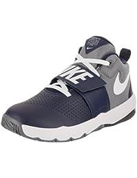 online retailer 308bf e4efc Nike Boys  Team Hustle D 8 (Gs) Basketball Shoes