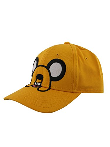 Adventure Time 86702 ADV Jake Face Verstellbare Kappe (One Size)