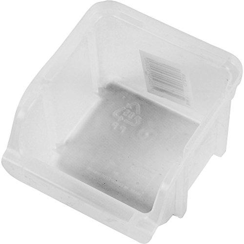 Bac de rangement, Lxlxh 11,5x10,3x7,4 cm, 1 pièce