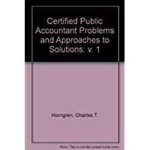 Cpa Problems and Approaches to Solutions
