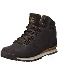THE NORTH FACE Men's Back-to-Berkeley Redux Leather High Rise Hiking Boots