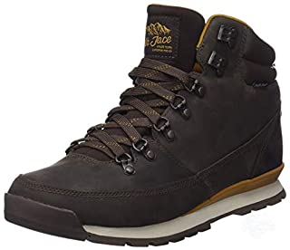 The North Face Men's Back-to-Berkeley Redux Leather High Rise Hiking Boots, Brown (Chocolate Brown/Golden Brown 5sh), 9 UK (43 EU) (B079RJSGN6) | Amazon price tracker / tracking, Amazon price history charts, Amazon price watches, Amazon price drop alerts