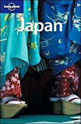 Lonely Planet Japan by Chris Rowthorn (2005-10-02)