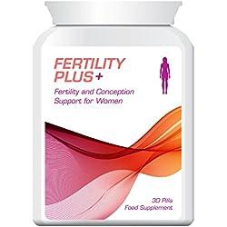 FRUCHTBARKEIT PLUS weibliche Fruchtbarkeit & Konzeption SUPPORT -Pillen für Frauen schwanger - FERTILITY PLUS FEMALE