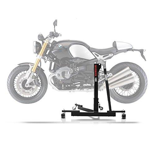 Bequille d'atelier Centrale ConStands Power Evo pour BMW R NineT Racer 17-20 noir