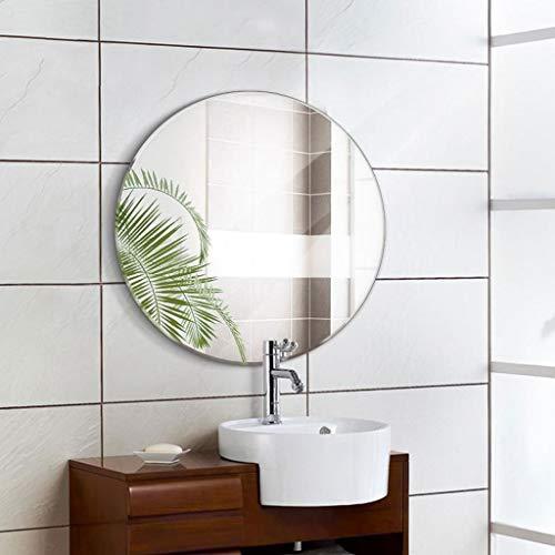 LXYPLM-WM Espejo de Baño Decoración del hogar del Espejo de Maquillaje de vanidad montado en la Pared...
