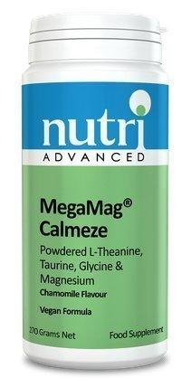 Nutri Advanced MegaMag Calmeze (Chamomile Flavour)