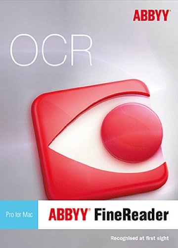 ABBYY FineReader Pro for Mac - EDU-NPO License [Download]