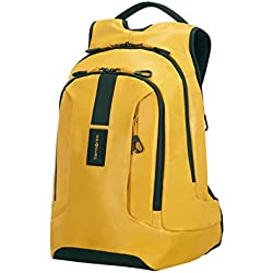 Samsonite Paradiver Light, Mochila, L + (43Cm-24L), Amarillo