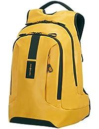 Samsonite Paradiver Light - 15.6 Pulgadas Mochila para Portátil L+, 43 cm, 24 L, Amarillo (Yellow)