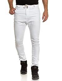 BLZ jeans - Pantalon blanc sarouel