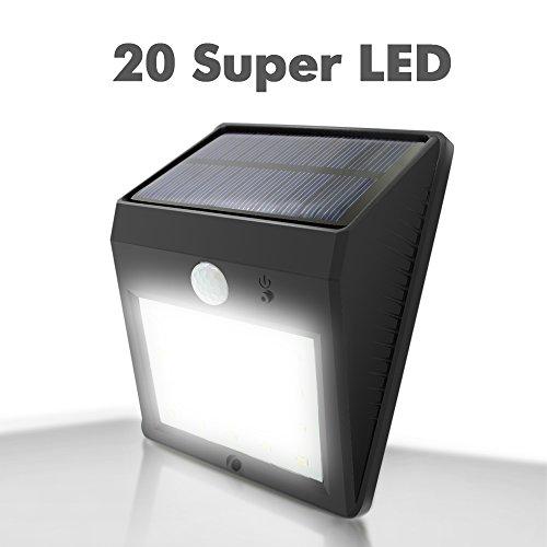 E-feel Lampada Wireless ad Energia Solare da