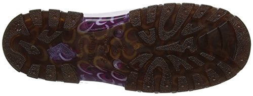 Toughees Shoes Character Welly With Removable Sock, Work Wellingtons mixte enfant Purple (Purple Amethyst)
