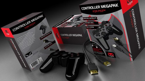 Preisvergleich Produktbild Controller Mega Pak