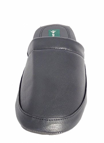 Dunlop  Mark, Chaussons pour homme Noir