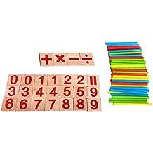 Juegos de Apredizajes Alfabeto Número Rompecabezas de Matemáticas Niños Bebé