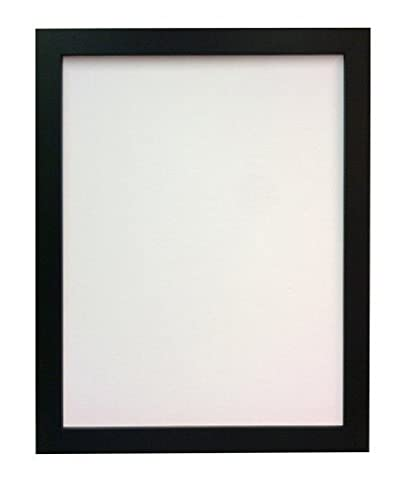Frames By Post 25mm wide H7 Black Picture Photo Frame