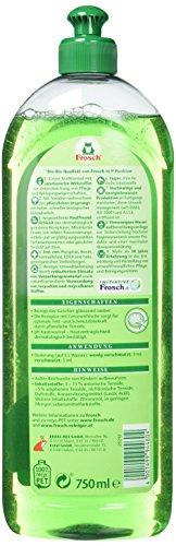 Frosch Limonen Spülmittel, 750 ml - 2