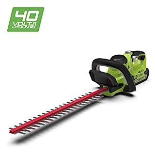 Greenworks 40V Akku-Heckenschere 61cm (ohne Akku und Ladegerät) - 2200907