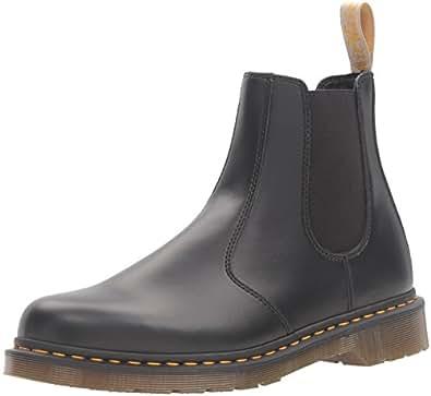 Dr martens unisex adults 39 2976 vegan chelsea boots for Amazon dr martens