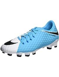 best website c5b54 61134 Nike Hypervenom Phelon III FG, Zapatillas de Fútbol para Hombre