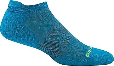 Darn Tough Vertex No Show Tab Ultralight Cool Max Socks Medium / 8-9.5 Hawaiian