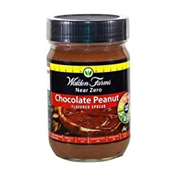 Walden Farms Near Zero Chocolate Peanut Flavoured Spread, 340 G