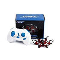 Mini RC Quadcopter,JJRC H20 Mini Remote Control Helicopter 2.4G 4Ch 6-Axis Gyro Nano Hexacopter USB Charging Drone Aircraft Toys, LED Lighting, 360 Degree Flip, Headless, Smart Flying Toy Plane