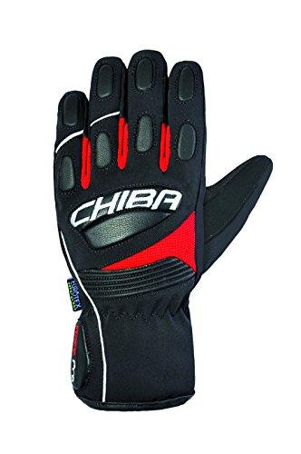 Chiba Herren Handschuhe Performer Polyester, Herren, Performer, schwarz, Size 7
