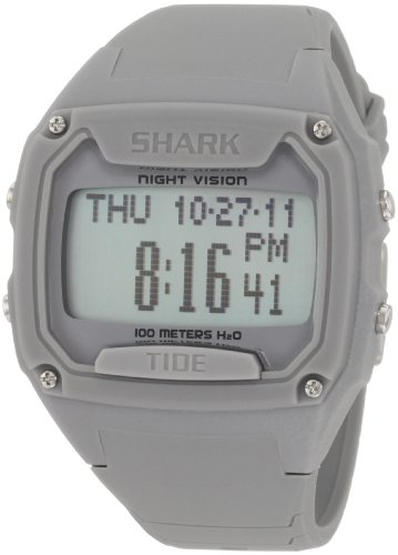 Freestyle Herren-Armbanduhr Shark Classic Tide Digital Kautschuk 101051 (Freestyle Shark Classic)