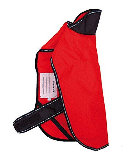 Freedog-FD5000350-Abrigo-impermeable-para-perro-color-rojo