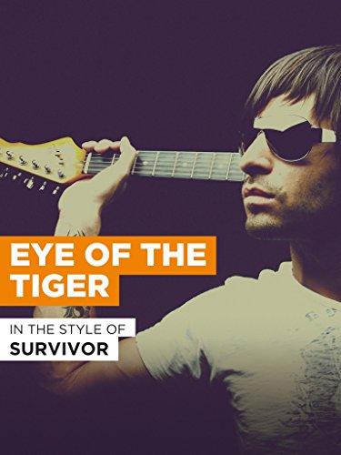 Eye Of The Tiger im Stil von