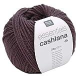 Rico essentials CASHLANA dk Fb. 012 mauve Kaschmirwolle Merinowolle extrafein Babywolle