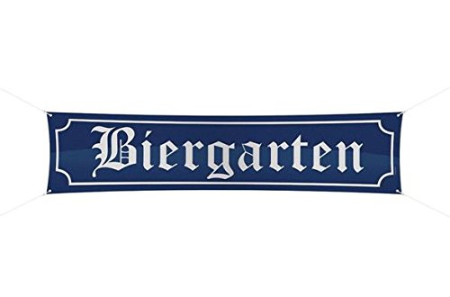 Folat Generique Biergarten Banner Oktoberfest