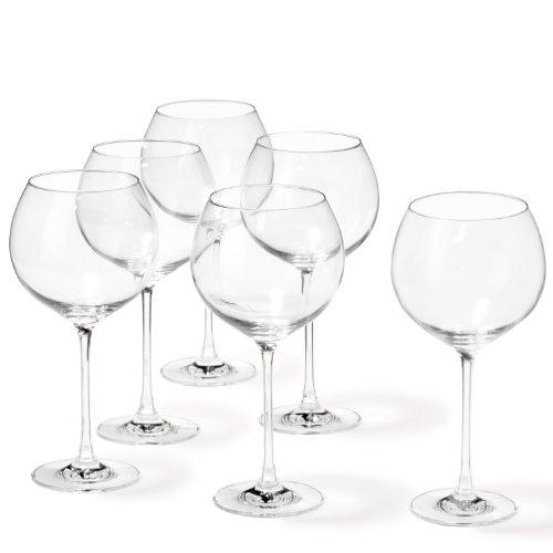 Leonardo 35389 Cheers Set de 6 Verres Bourgogne 770