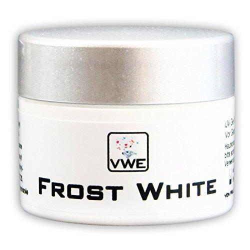 Eigenart Gel UV Flux Frost white, 15 ml