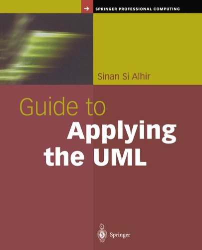 Guide to Applying the UML (Springer Professional Computing)
