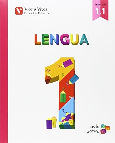 Lengua 1 (11 - 12 - 13) aula activa andalucia