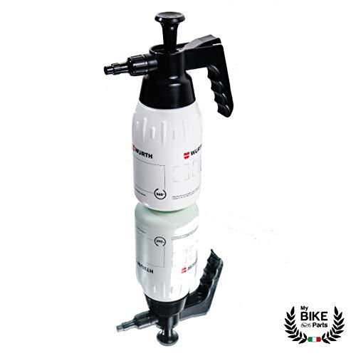 Würth 1L Pumpsprühflasche Sprühflasche Pumpflasche 360° *Arbeiten über Kopf*