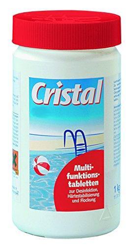 Cristal 1199282 Multifunktionstabletten 1 kg, 200 g