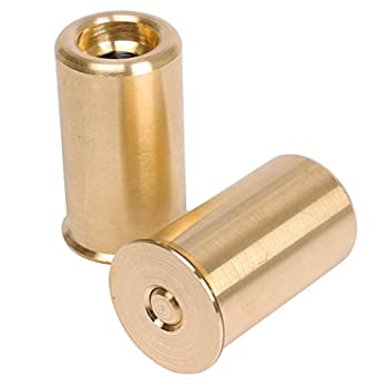 12 Gauge Bore Brass Snap Caps (12 Gauge Brass) 0