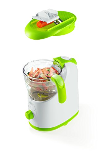 Chicco Easy Meal Robot Cuiseur Vapeur Mixeur