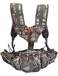 Ocamo Outdoor Multifunctional Backpack Camouflage Color Waist Bag For Fishing Hiking Travelling
