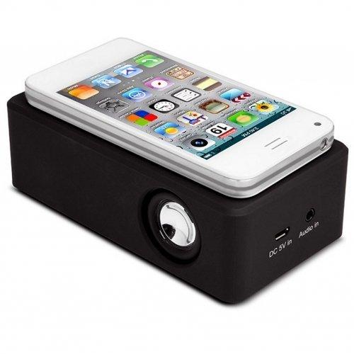 g8ds universal handy lautsprecher cool box mit nahfeld. Black Bedroom Furniture Sets. Home Design Ideas