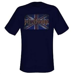 Def Leppard - T-Shirt Vintage Jack (in S)
