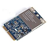 CrownTrade® Extreme Card AirPort Wireless Card for Mac Pro 802.11n all Mac Pro Modelle (2006 to 2009 , MacPro 1.1 , 2.1 , 3.1 , 4.1) , OSX 10.5.6 or later support (UK Dispatch)